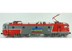 locomotiva electrica 060 EA seria 47 CFR Marfa - H0 AMINTIRI FEROVIARE 10026 - decodor Plux16 CADOU !