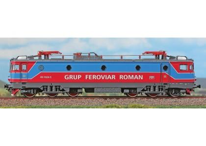 locomotiva electrica 060 EA GFR - H0 AMINTIRI FEROVIARE 10040