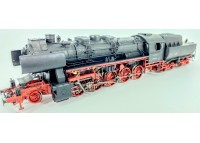 locomotiva cu abur BR 52 DR - H0 LILIPUT 105232 digitala