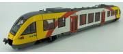 rama automotoare diesel Lint 27 HLB - H0 LILIPUT 113103
