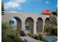 viaduct - TT/H0 AUHAGEN 11344