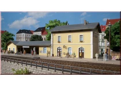 gara Plottenstein - H0 AUHAGEN 11369