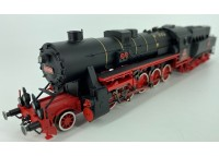 locomotiva cu abur seria 150.1054 CFR - H0 LILIPUT 12001