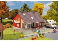 casa de locuit cu terasa - H0 FALLER 131355
