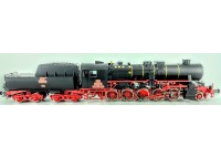 locomotiva cu abur seria 150.0000 CFR - H0 LILIPUT L131526