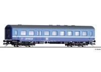 """vagon calatori cl.2+compartiment bagaje """"TT-Express"""" BD - TT TILLIG 13608"""