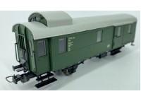 vagon de bagaje DB - H0 SACHSENMODELLE 14322