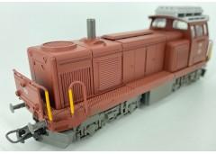 locomotiva diesel seria Bm 4/4 SBB CFF FFS - H0 RIVAROSSI HR2040