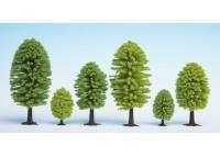set arbori foioase - TT/H0 NOCH 26901