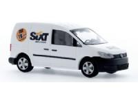"""auto Volkswagen Caddy 11 Kasten """"sixt"""" - H0 RIETZE 31820"""