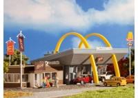 restaurant McDonald cu McCafé - H0 VOLLMER 43635