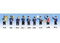 """set figurine """"orcherstra"""" - N NOCH 36580"""