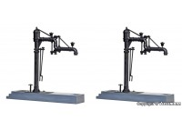 set 2 pompe alimentare cu apa - H0 KIBRI 39422