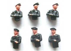set figurine echipaj locomotiva - H0 ROCO 40001
