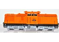 locomotiva diesel BR 108 DR - H0 BRAWA 41212
