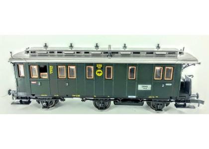 vagon calatori cl.2/3 DRG - H0 ROCO 4207