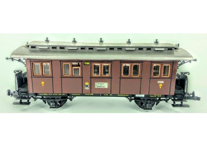 vagon calatori cl.3 K.P.E.V. - H0 ROCO 4210