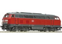 locomotiva diesel BR 215 DB - H0 FLEISCHMANN 424005