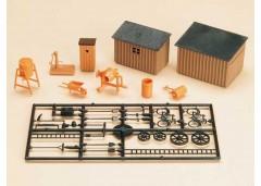 accesorii santier - H0/TT AUHAGEN 42571