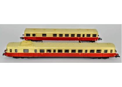 rama automotoare diesel X 2800 SNCF - H0 ROCO 43078