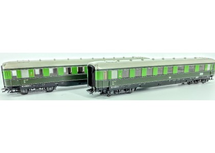 set 2 vagoane calatori DR - H0 Märklin 43208