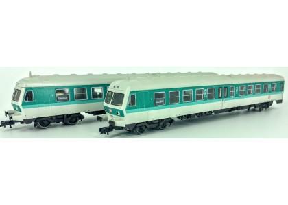 rama automotoare diesel VT 614 DB - H0 FLEISCHMANN 4438