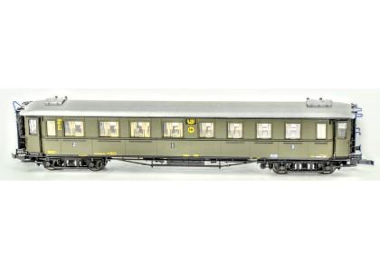 vagon calatori cl.1/2/3 DRG - H0 ROCO 44532
