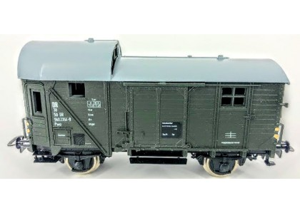 vagon insotitor DR - H0 PIKO 5/6605-010