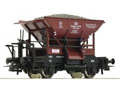 """vagon """"Talbot"""" incarcat cu balast DB - H0 ROCO 51159.v"""