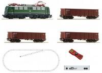 starset digital z21 cu locom. seria 140 si tren marfa DB - H0 ROCO 51330