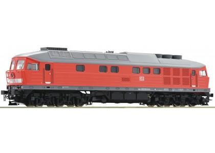 locomotiva diesel clasa 233 DB digi/sunet - H0 ROCO 52497