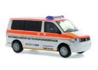 auto Volkswagen T5´10 Österr. Rettungshundebrigade Oberösterreich (AT) - H0 RIETZE 53441