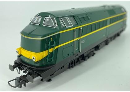 locomotiva diesel seria S 60 SNCB digi/sunet - H0 ROCO 62878