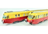 rama automotoare diesel TEE 448/460 FS - H0 ROCO 63114 - digital