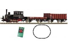 """startset analog """"tren marfa"""" - H0 FLEISCHMANN 633001"""
