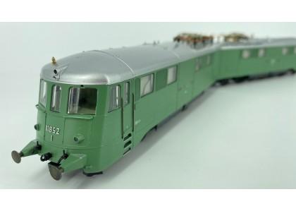 locomotiva electrica dubla Ae 8/14 SBB-CFF digitala - H0 ROCO 63771