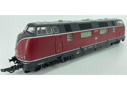 locomotiva diesel BR220 DB digi/sunet - H0 ROCO 63933