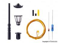 kit lampa parc - H0 VIESSMANN 6720