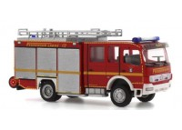 autospeciala pompieri Schlingmann Mercedes-Benz HLF 20 FW Laboe - H0 RIETZE 68259