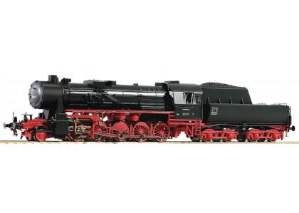locomotiva cu abur BR 52 DB digitala/sunet - H0 ROCO 70276