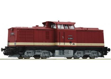 locomotiva diesel clasa 114 DR - H0 ROCO 70811