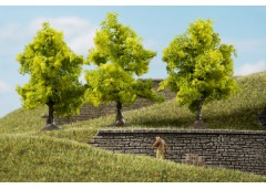 arbori foioase verde deschis 7 cm - H0 AUHAGEN 70935