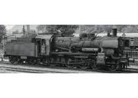 locomotiva cu abur clasa 038 DB digi/sunet - H0 ROCO 71380