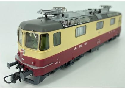 locomotiva electrica Re 4/4 II SBB digi/sunet - H0 ROCO 72401