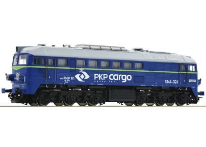 locomotiva diesel ST44 PKP - H0 ROCO 73778