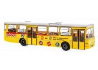 autobus  Merces-Benz O 305 BVG Infobus - H0 RIETZE 74307