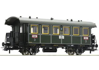 vagon calatori cl.3 K.Bay.Sts.B. - H0 ROCO 74901