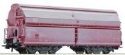 display vagoane cu acoperis rabatabil DB - H0 ROCO 75938 - citeste anunt !