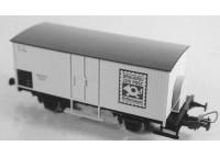 vagon frigorific transport bere K.Bay.St.B. - H0 SachsenModelle 76353
