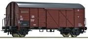 vagon marfa acoperit DRB - H0 ROCO 76837